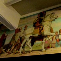Mervyn Napier Waller Mural | State Library of Victoria