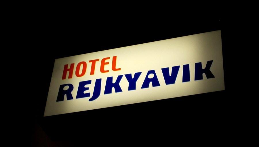Huseyin Bahri Alptekin   Hotel Rejkyavik