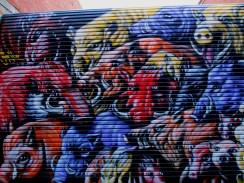Heesco | Laneway art