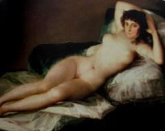 Francisco Goya - The Naked Maja