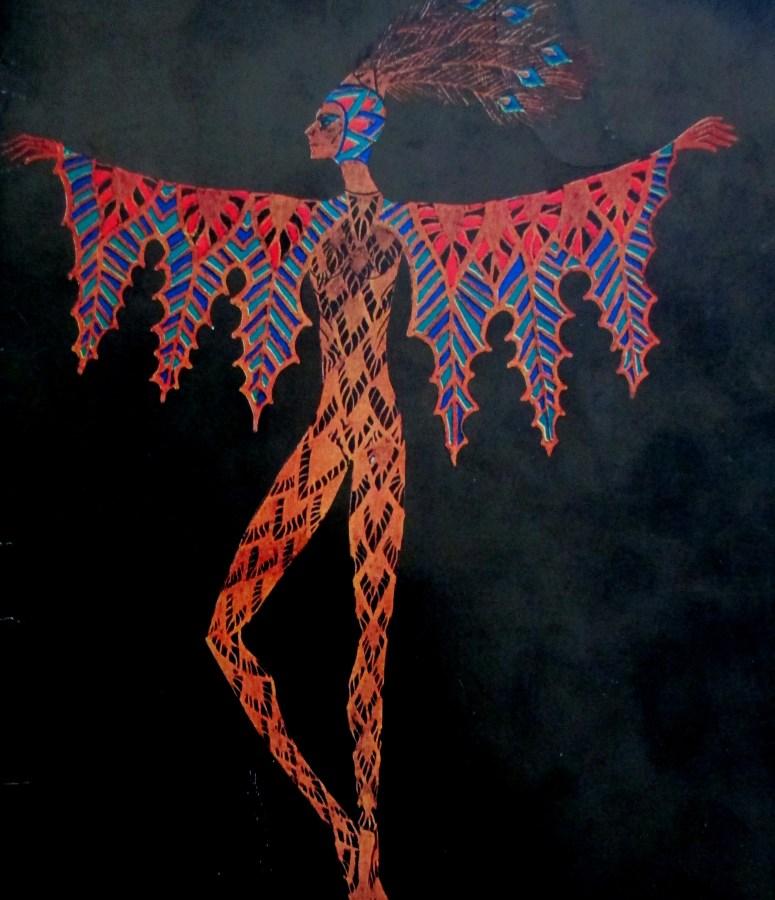 Greg Irvine - The Firebird (The Australian Ballet - Programme)