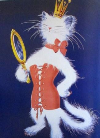 Gaines Visoguretl von Allmen - The she-Cat