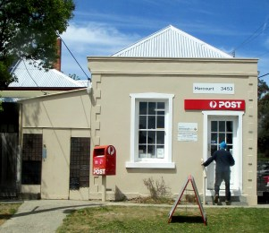 Harcourt Post Office
