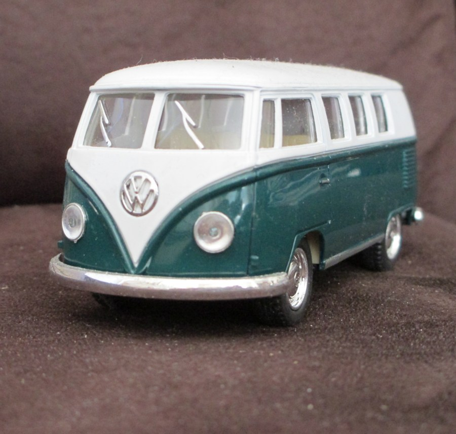 VW Splittie toy van