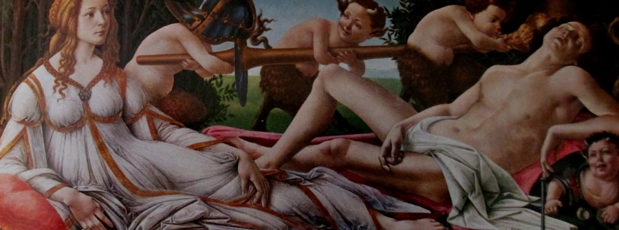 Botticelli | Venus and Mars