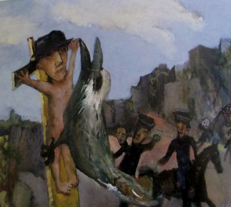 Garry Shead | Death of Cooley (1992)