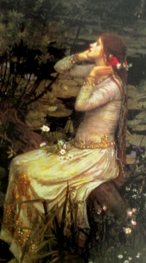 John William Waterhouse | Ophelia
