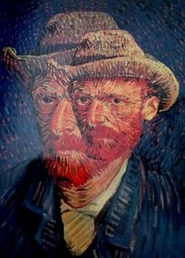 Martin Sharp   Vincent Van Gogh (Likeness)
