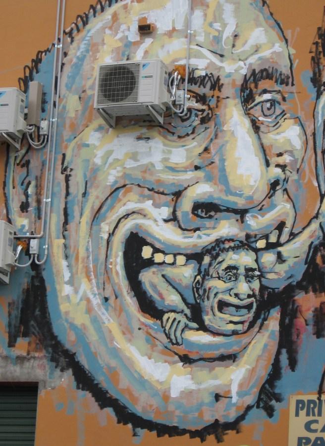 Mic Porter | Collingwood Wall