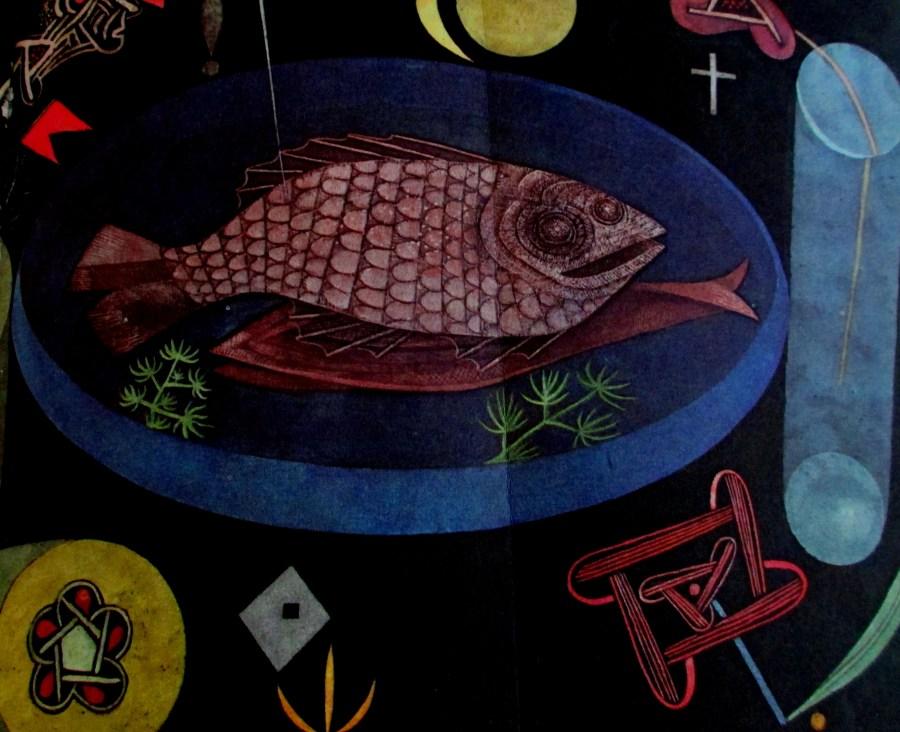 Paul Klee | Fishplate