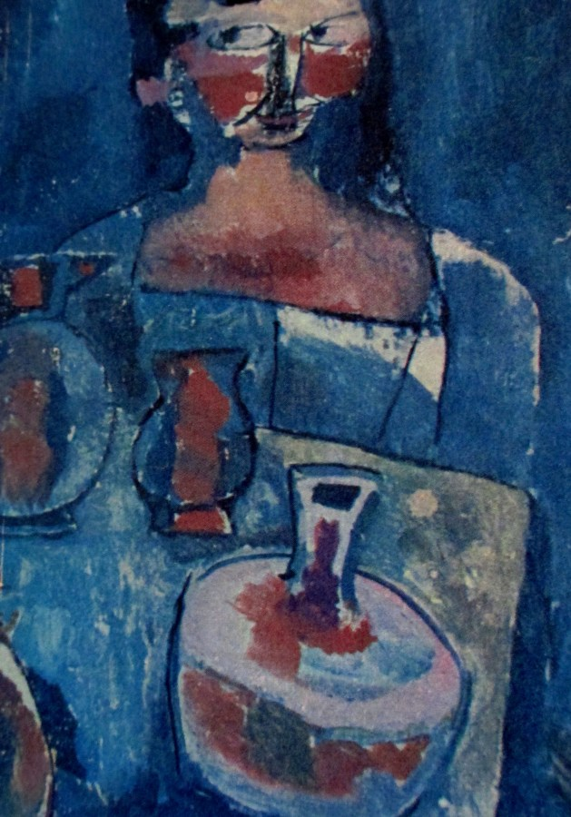 Paul Klee | Girl With Jugs