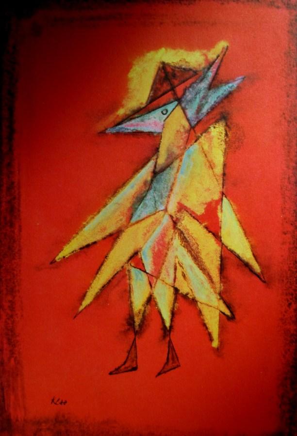 Paul Klee   Visionary Birdman