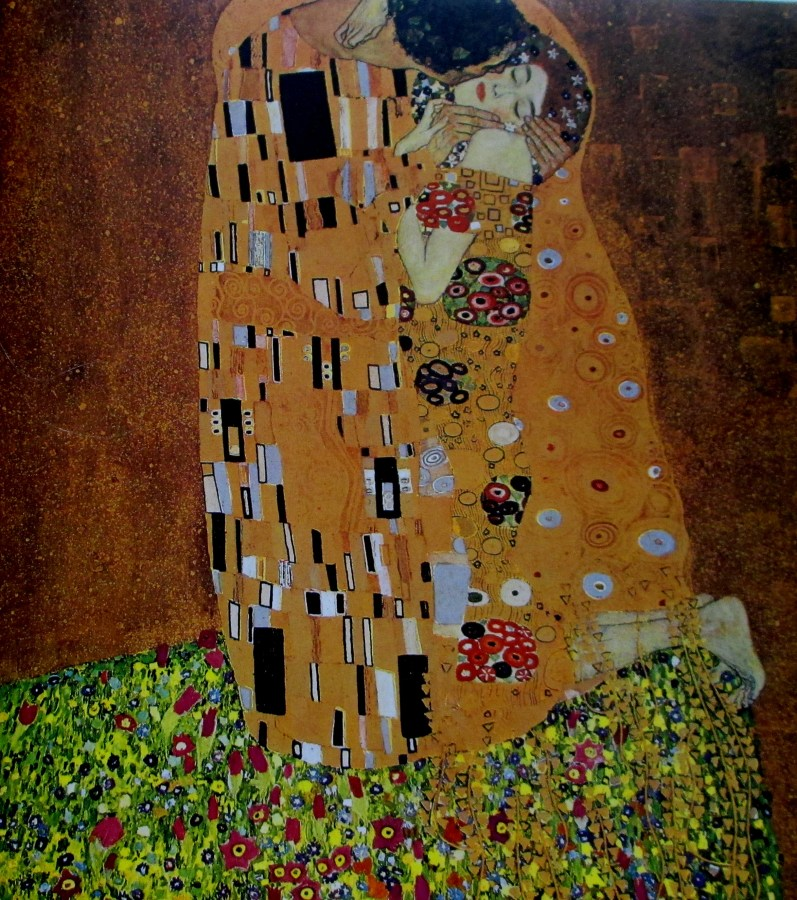 Gustav Klimt | The Kiss