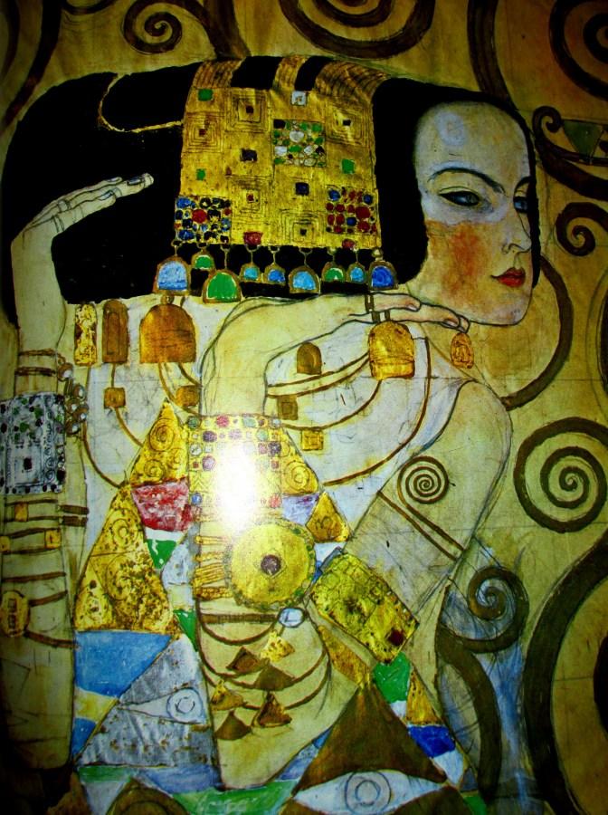 Gustav Klimt | Stoclet Poster