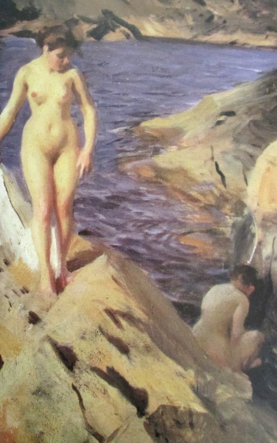 Anders Zorn | Nudes (1902)