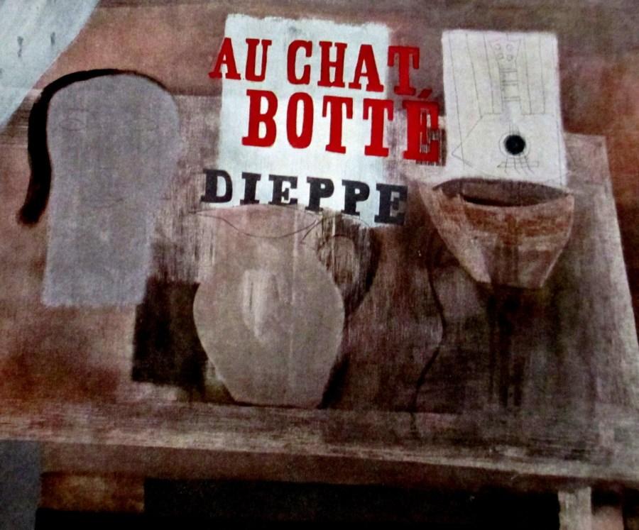 Ben Nicholson | Au Chat Botte (1932)