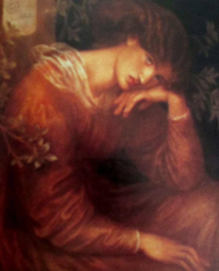 Dante Gabriel Rosetti | Reverie