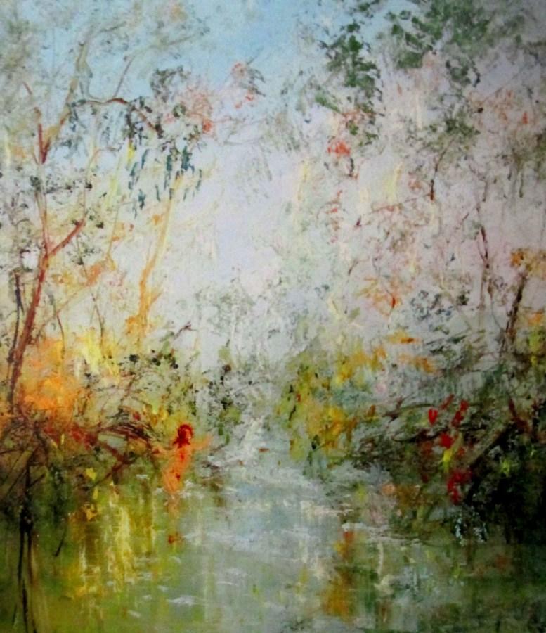 David Boyd | By the mountain stream