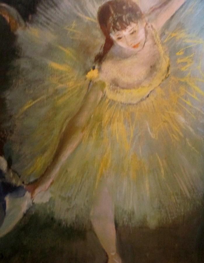 Edgar Degas | Famous Ballerina