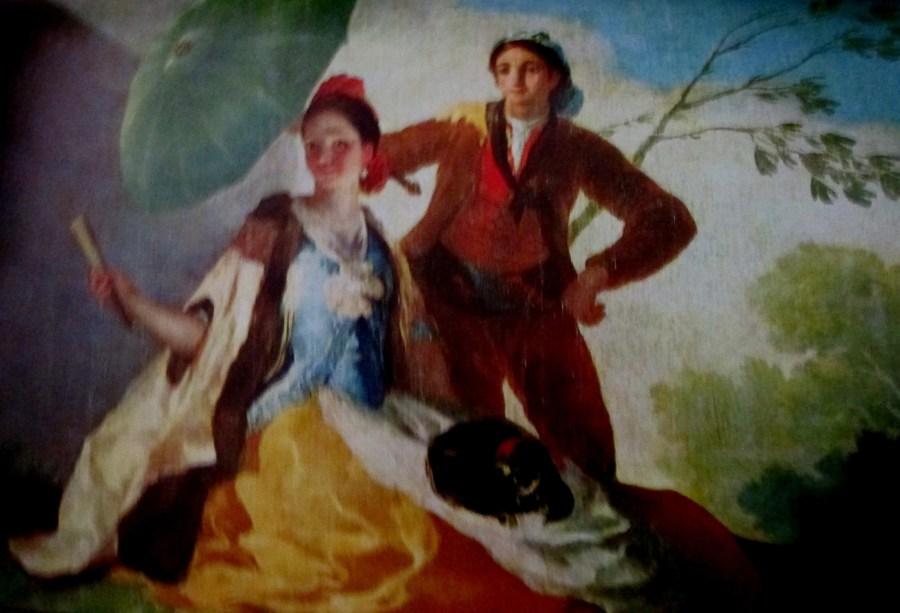 Francisco Goya   The Parasol (1777)