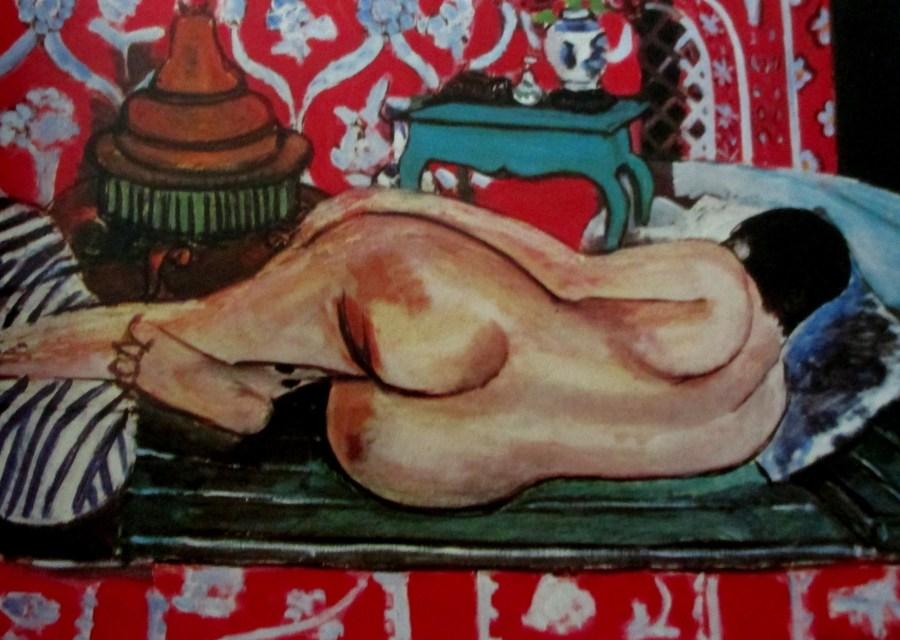 Henri Matisse | Reclining Nude, Back