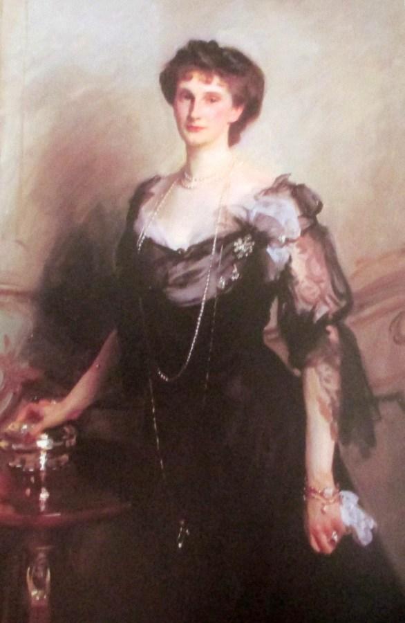 John Singer Sargent | Evelyn, Duchess of Devonshire