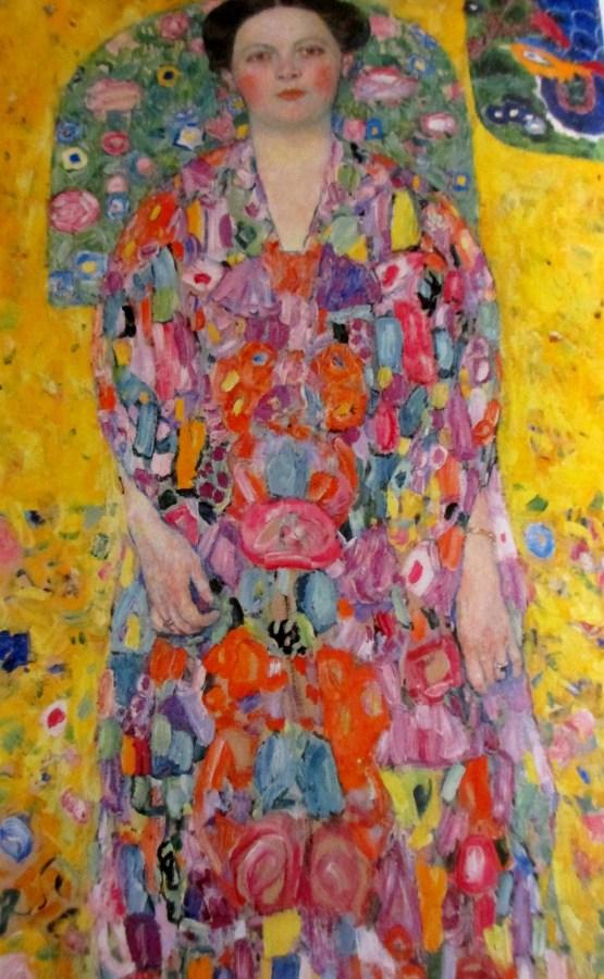 Gustav Klimt   Bildnis Eugenia (Mada) Primavesi