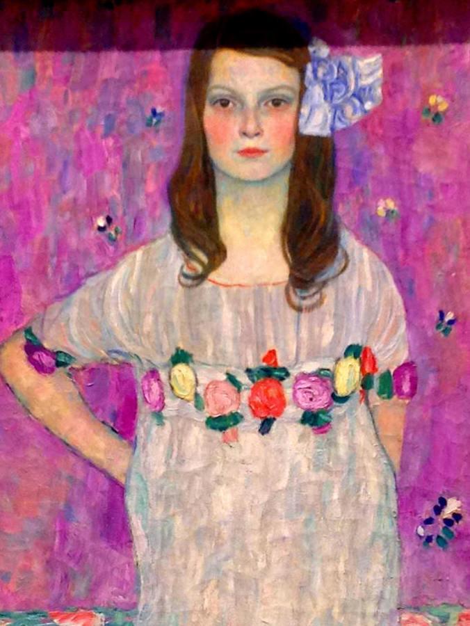 Gustav Klimt | Mada Primavesi (c 1912)