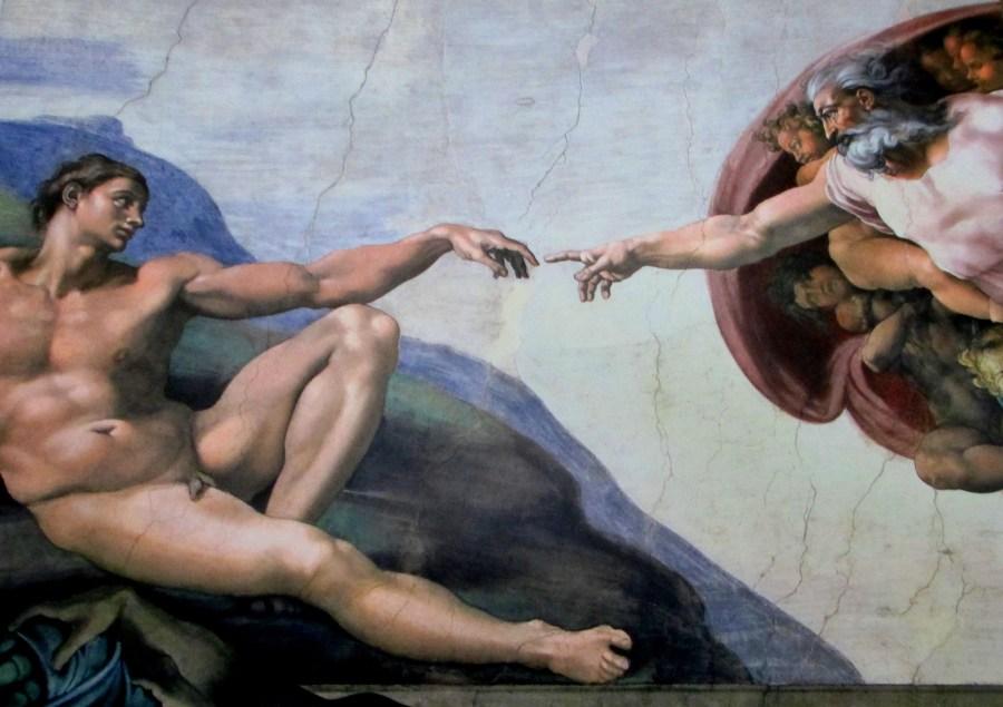 Michelangelo | The Creation of Adam