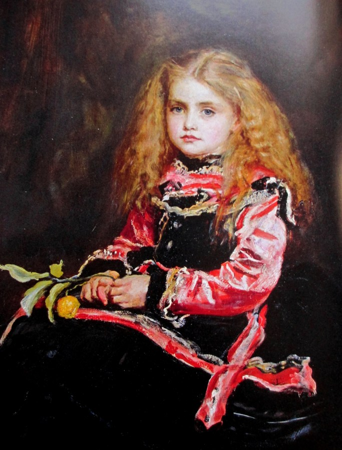 John Everett Millais | A Souvenir of Velazquez (1868)