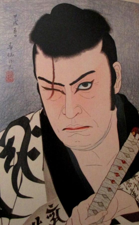 Okochi Denjiro| as Tange Sazen (1931)