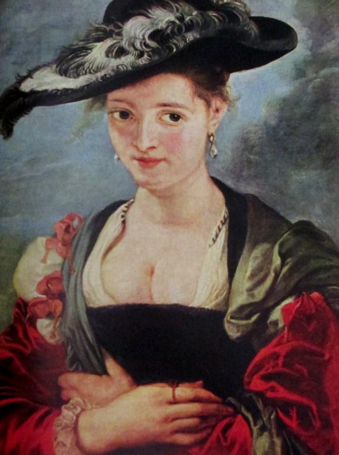 Peter Paul Rubens   Chapeau de Paille