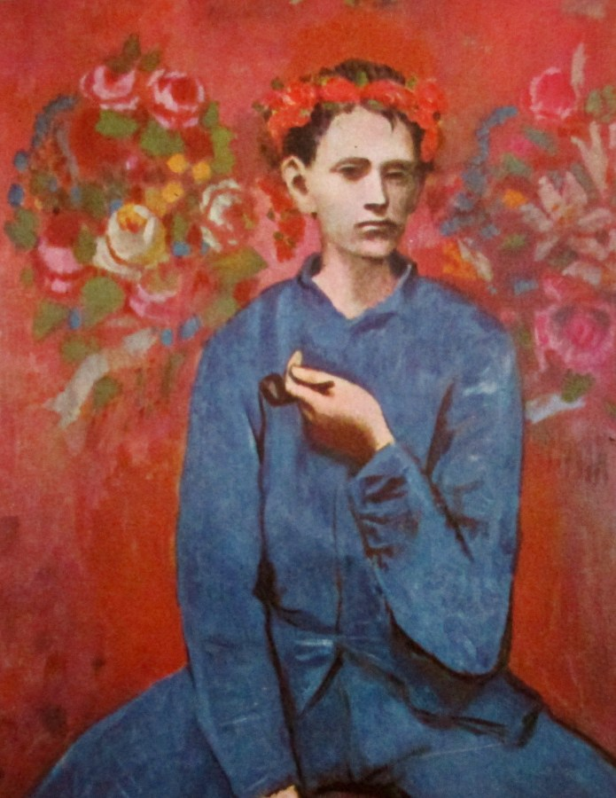 Pablo Picasso | Boy With a Pipe (1905)
