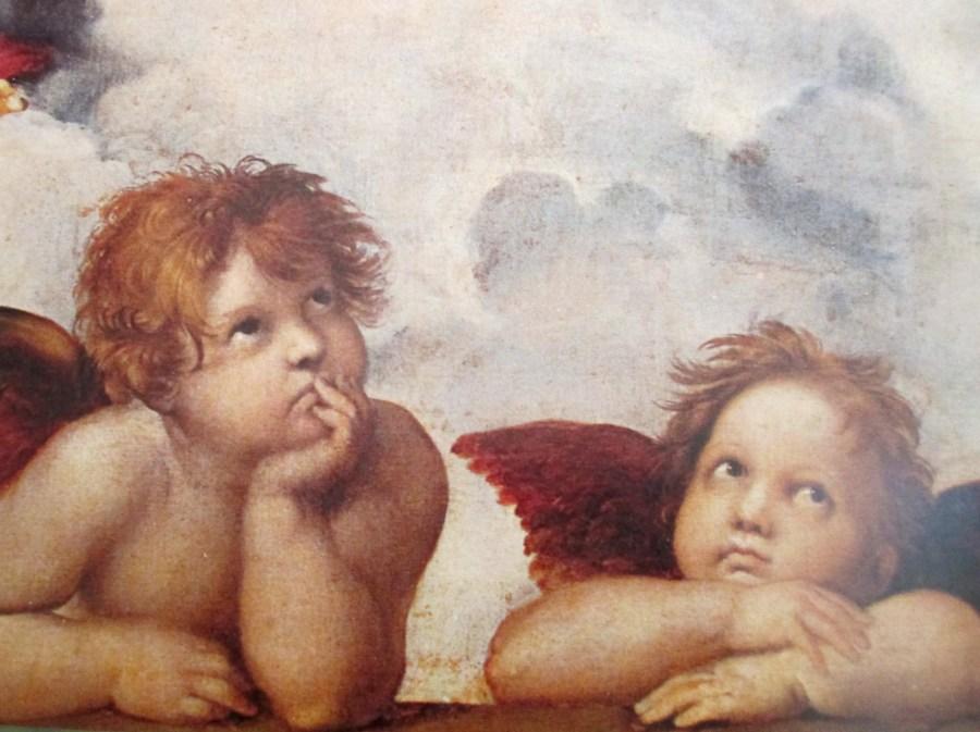 Raphael | Sistine Madonna (1513)