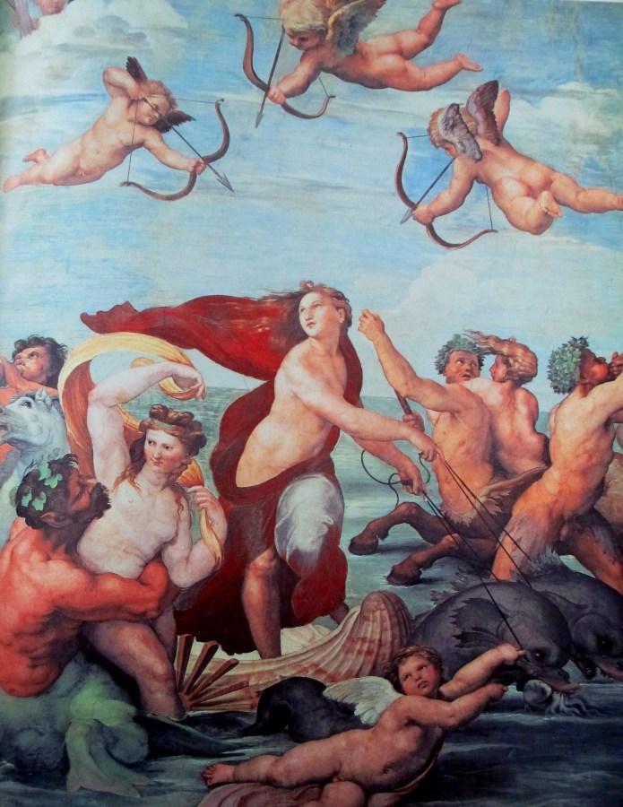 Raphael | Triumph of Galatea