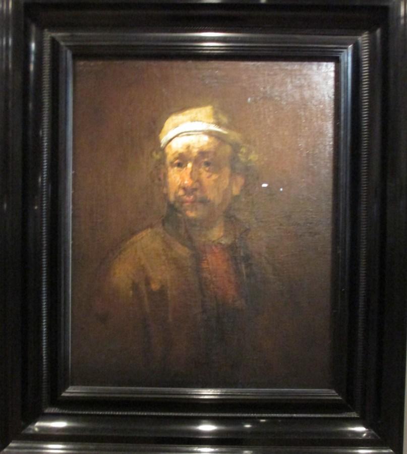Rembrandt van Rijn | Self Portrait