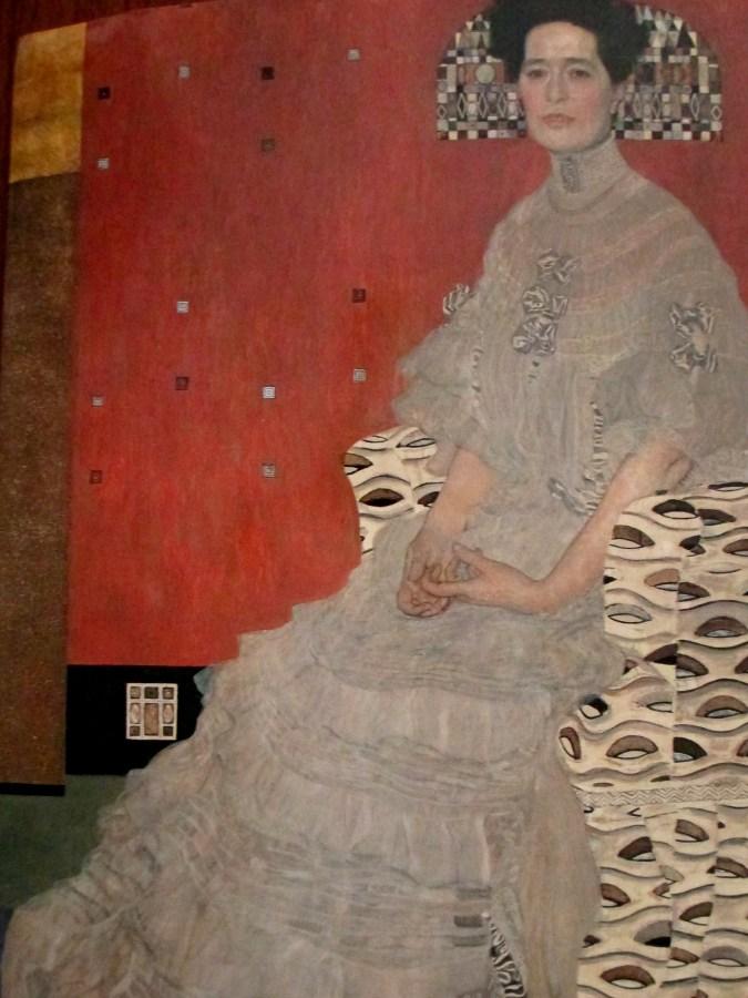 Gustav Klimt | Fritza Riedler