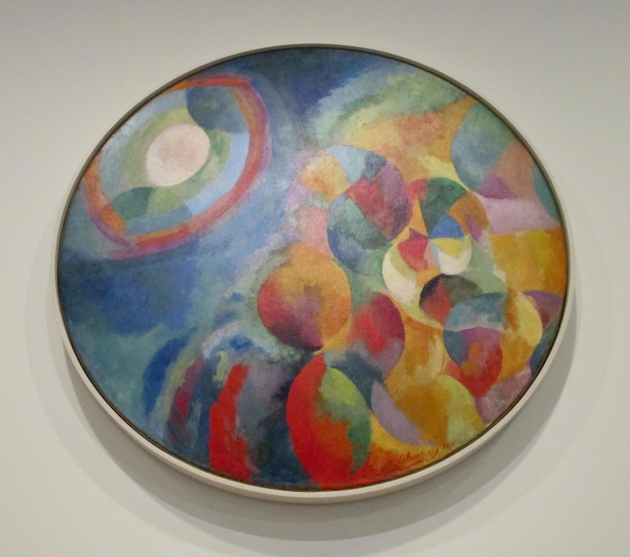 Robert Delaunay | Simultaneous Contrasts: Sun and Moon