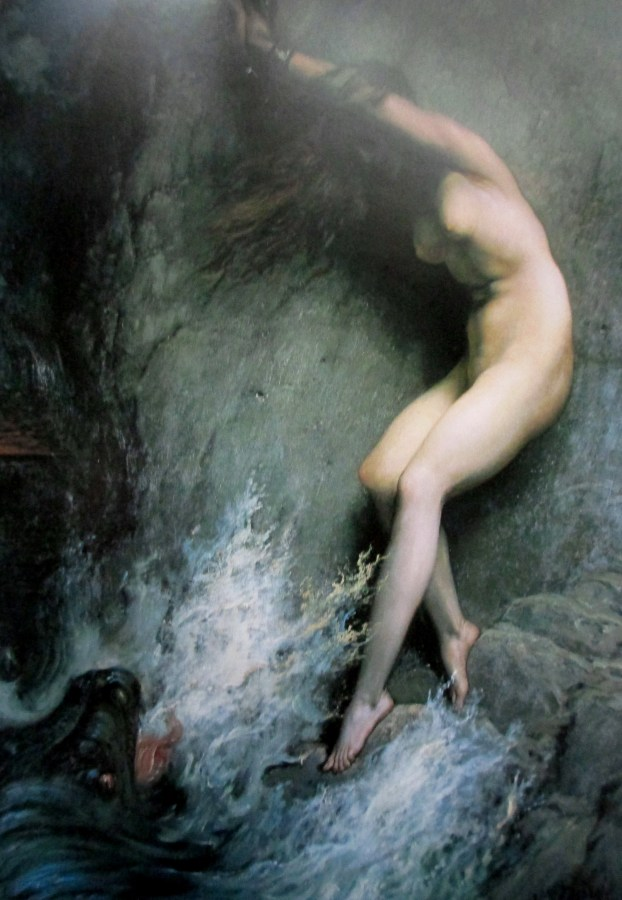 Gustave Dore | Andromeda (1869)