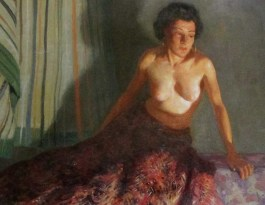 Henry Aloysious Hanke - nude 1901-1989