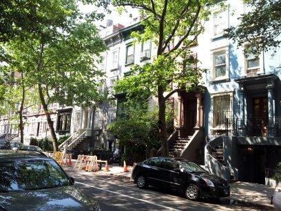 Walking Around the Neighborhood