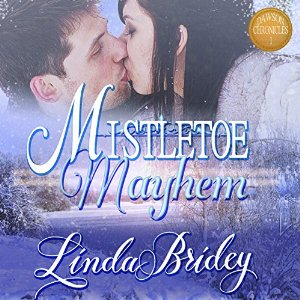 Mistletoe Mayhem Audible