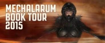 mechalarum tour banner