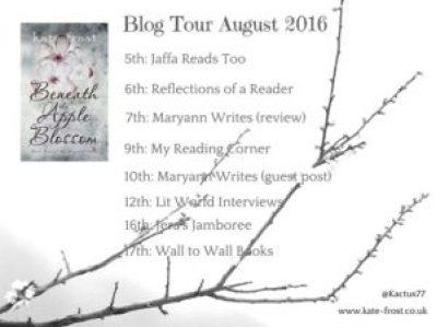 Blog Tour August 2016