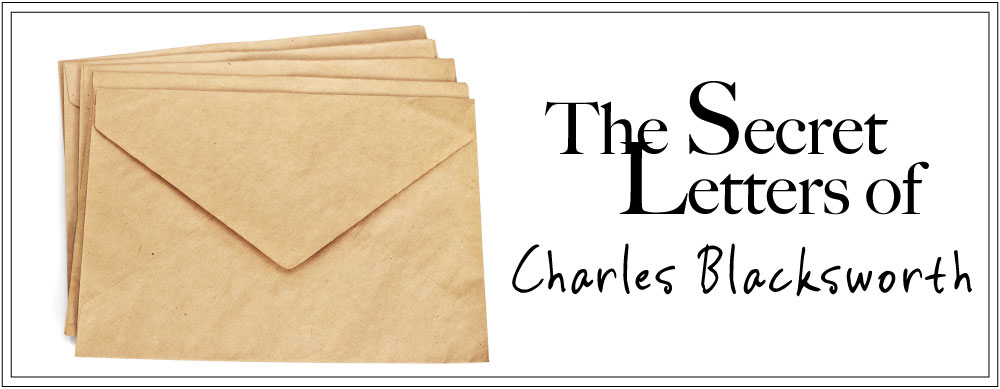 Blacksworth Letters 1