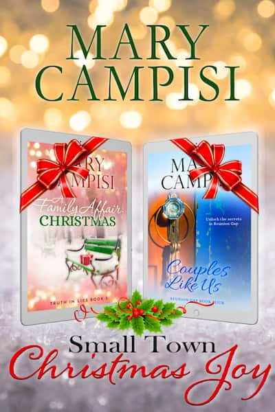 Small Town Christmas Joy Set by Mary Campisi