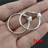 silver clip 3cm