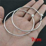 silver clip 7cm
