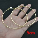 gold clip 9cm