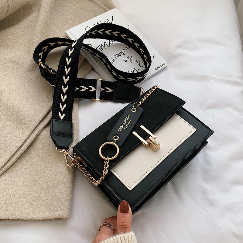 Mini Messenger Crossbody Handbag (4 Colors)